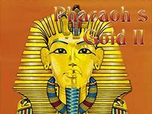 Pharaohs Gold 2 в игровом клубе Вулкан