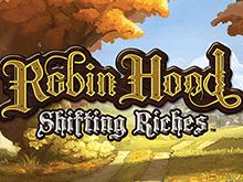 Автомат Robin Hood с регистрацией в игровом клубе Вулкан онлайн